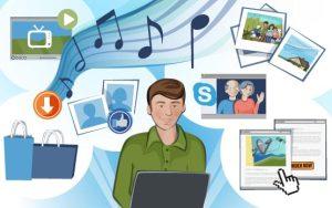 dårlig bredbåndsforbindelse bredbånd internett image
