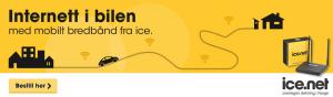 Mobilt Bredbånd fra ICE