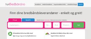 ADSL - VDSL - Mobilt Bredbånd Image