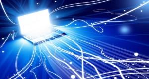 raskt internett med fiberhastighet image