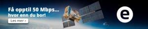 bilde av satellittbredbånd fra Europasat
