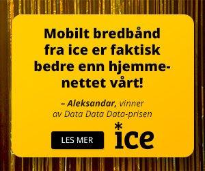 mobilt bredbånd 300 GB ICE banner
