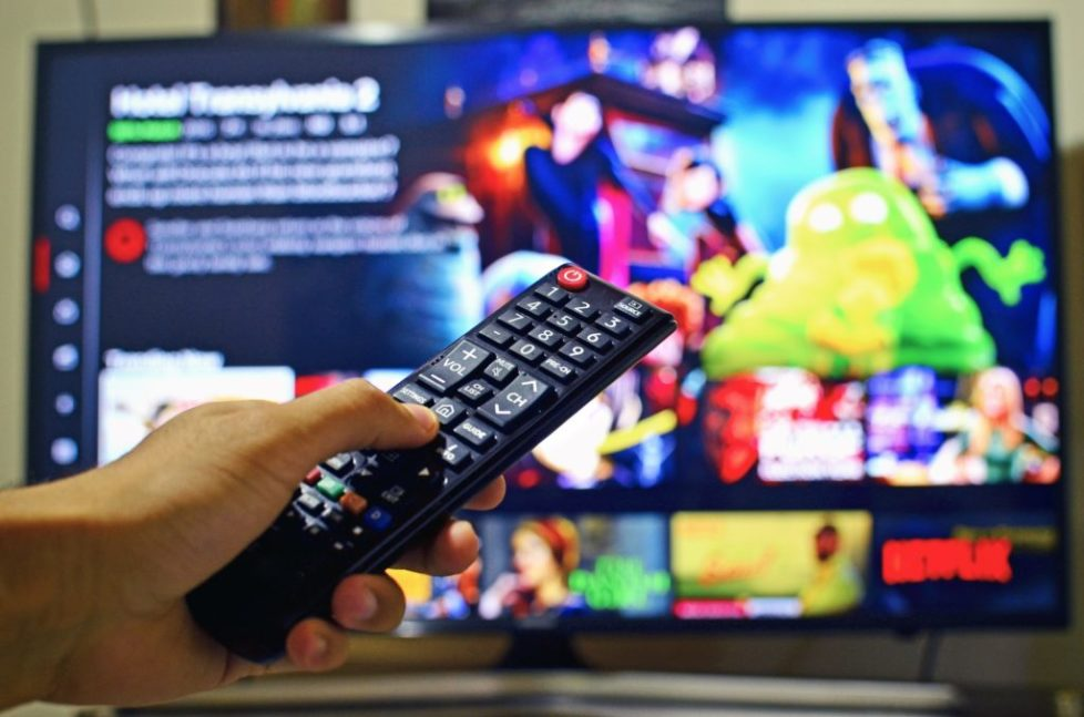 mobilt bredbånd som hjemmebredbånd bilde netflix streaming