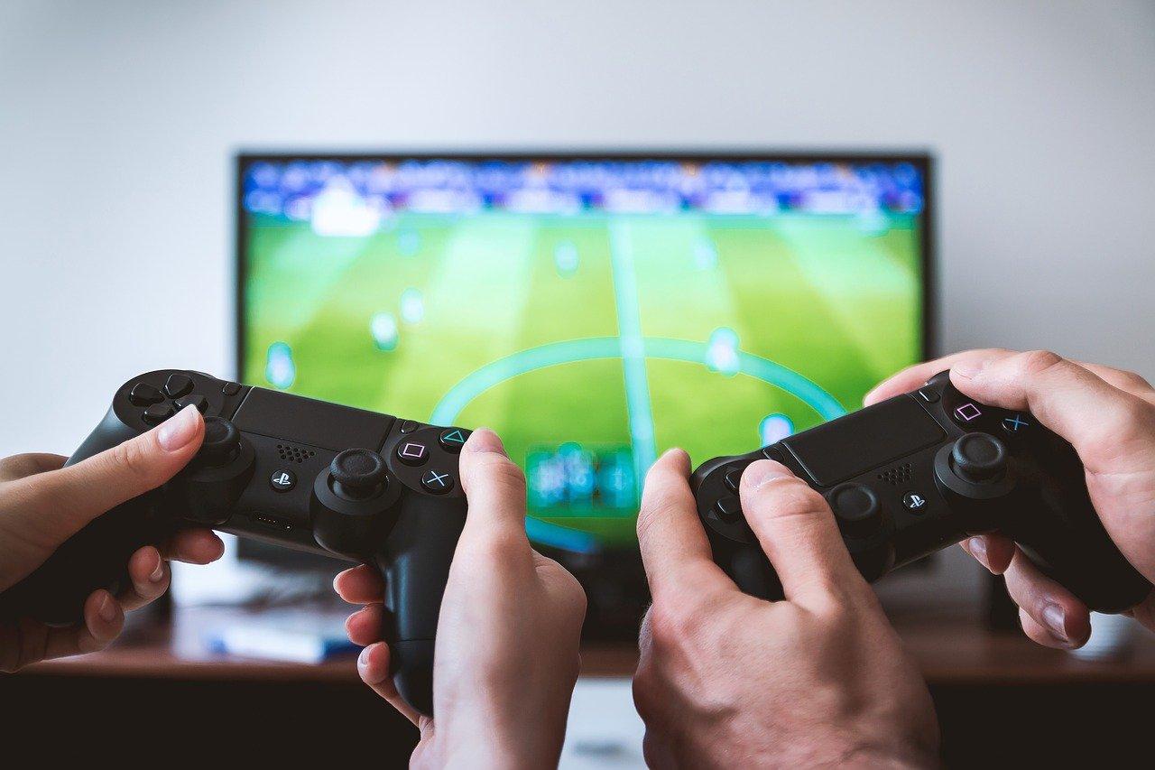 Gaming med trådløst bredbånd / radiobredbånd
